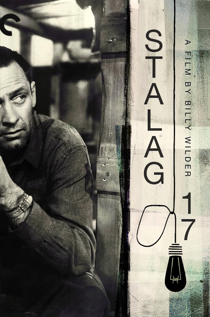 Film Poster: 'Stalag 17', 1953