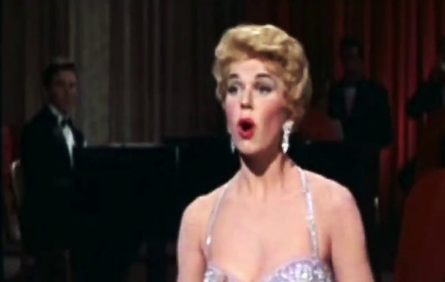 [VIDEO] Doris Day Sings 'Mean to Me', 1955