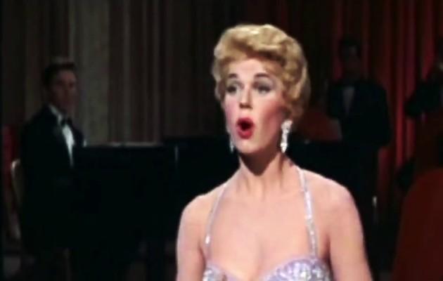[VIDEO] Doris Day Sings 'Mean to Me', 1955