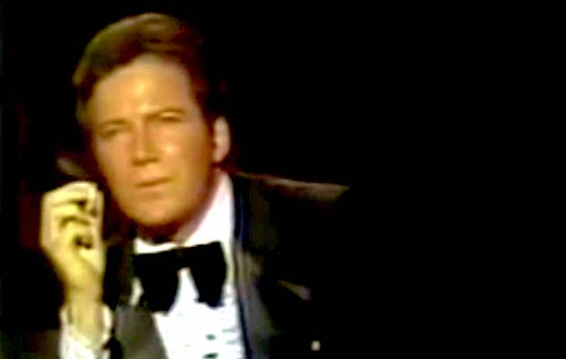 Happy Birthday William Shatner! Here He is Singing 'Rocket Man', 1978