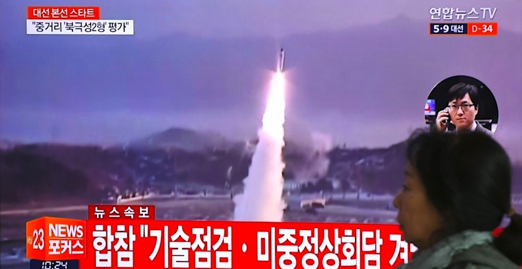 [VIDEO] Japan Warns Citizens They Might Have Only 10 Minutes to Prepare for a North Korean Missile