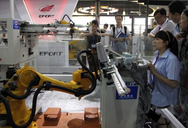 China Seems Less Freaked Out by the Rise of the Robots than America