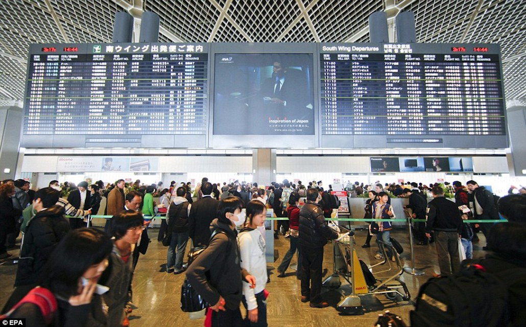 Visitors to Japan Top 10 Million This Year at Fastest Pace