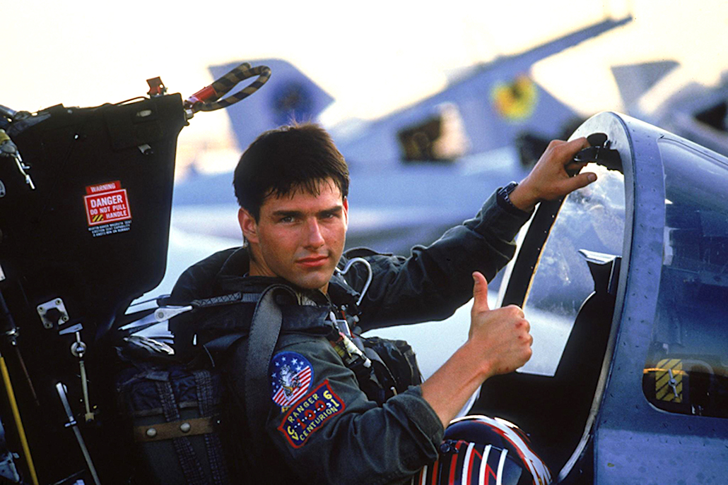 [VIDEO] Tom Cruise Confirms 'Top Gun 2' is Happening