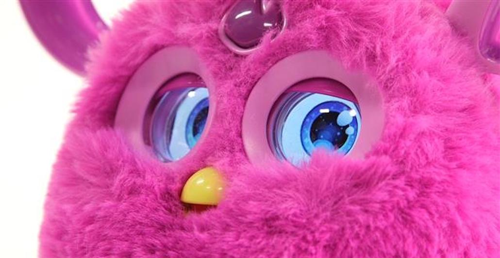 [VIDEO] Toys With Digital Eyes: Eerie or Endearing?