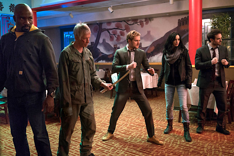 The Defenders: Episode 1 Shown in Marvel Panel Full of Surprises