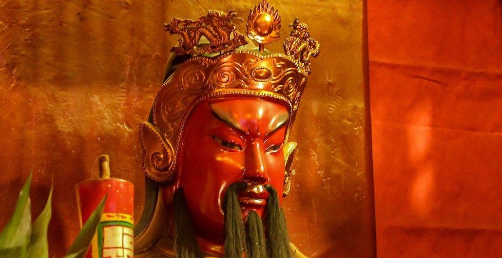 [VIDEO] Hong Kong Celebrates the Birthday of the 'God of War' Kwan Tai