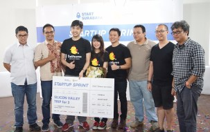 Pemenang Start Up Sprint Surabaya: Masaku / Delihome