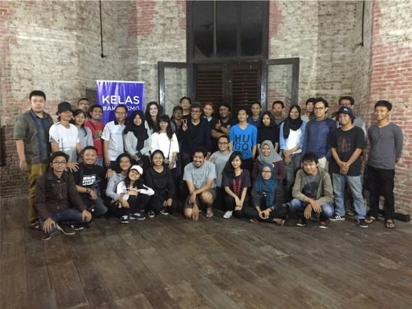 Bersama Akber Semarang