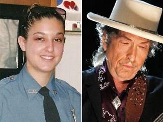 Bob Dylan detenido
