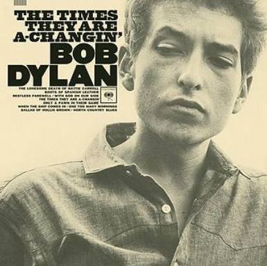 Bob Dylan - The times they are a changin