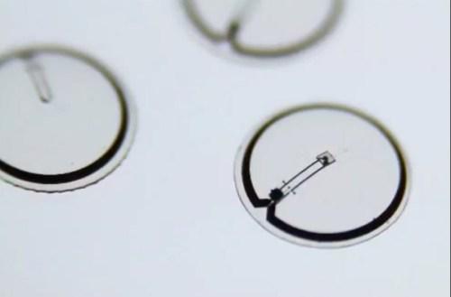 lentes de contacto para monitorear glucosa