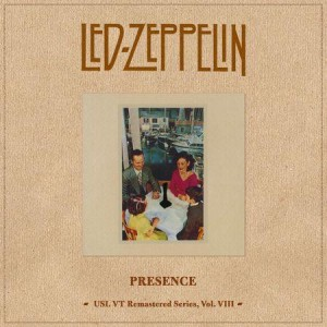 Led Zeppelin - Presence