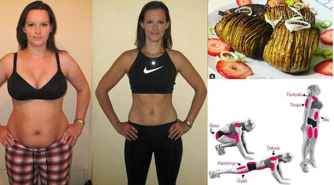 Jak schudnąć z ud i brzuchqa