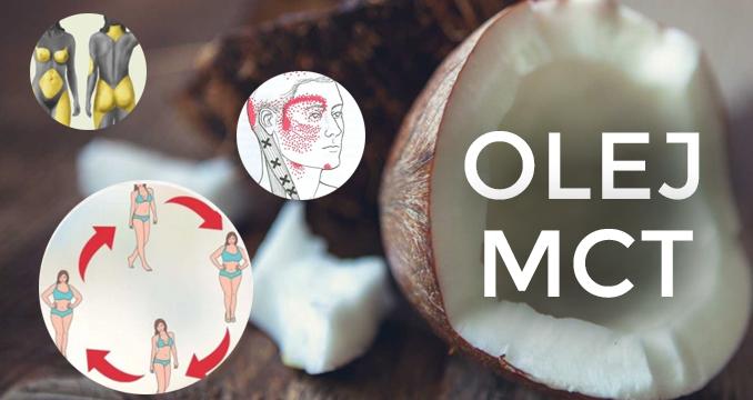 Jak działa Olej MCT na twoje ciało - lepszy, niż olej kokosowy?