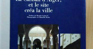 كتاب قصبة الجزائر وموقع المدينة للكاتب أندريه رافيرو