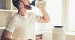 إستخدام مكملات الضخامة العضلية لزيادة الوزن بدون نظام تدريبي