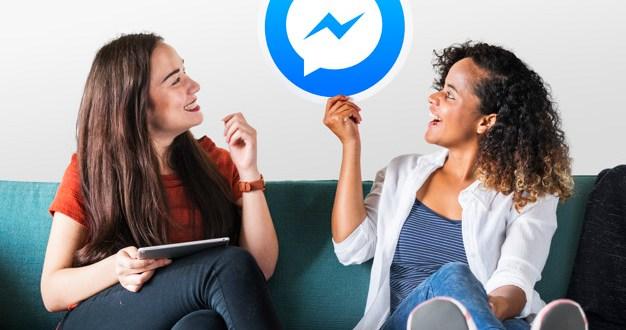 كيفية مشاركة شاشة هاتفك أثناء مكالمة فيديو على Messenger
