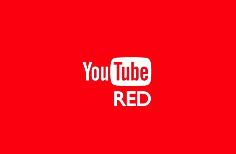 YouTube Red : tout ce qu'il faut savoir de l'offre sans publicité