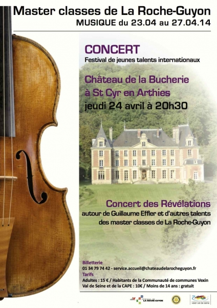 24042014 Concert St Cyr en Arthies