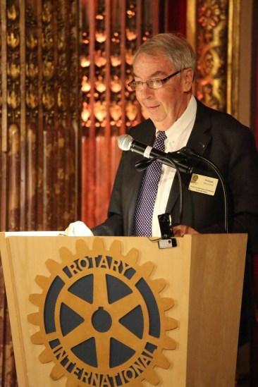 Président du Rotary