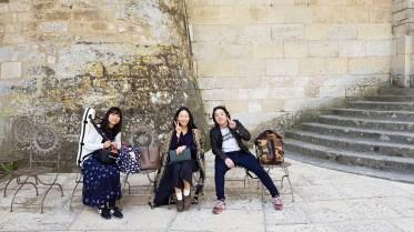 Yumiko Terada, Ando Mai, Natsu Aoki