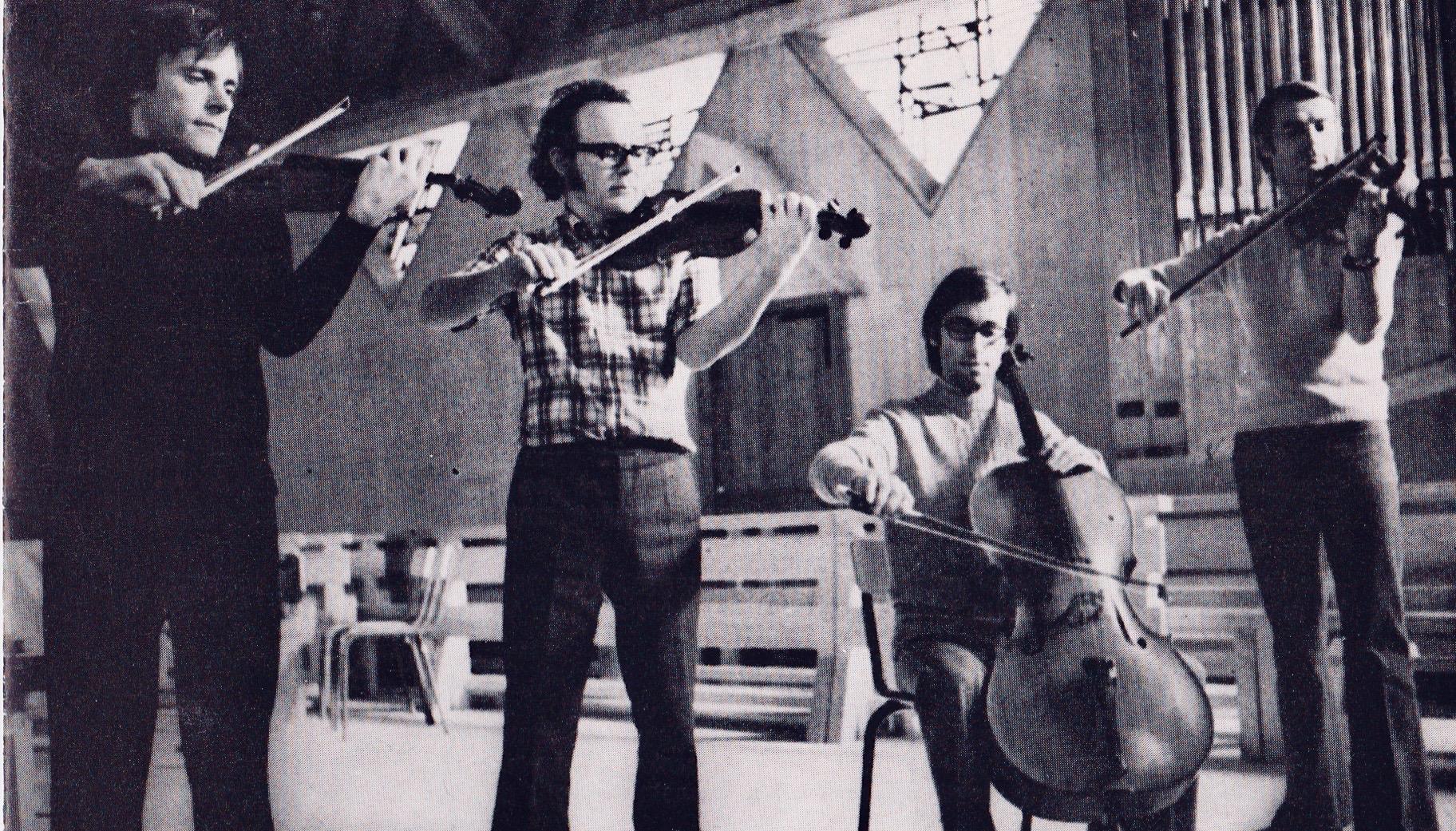 Quatuor Via Nova 1972