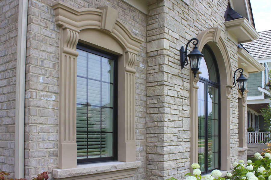 Exterior Home Ideas Residential - Stucco Moulding, Inc.stucco Moulding, Inc.