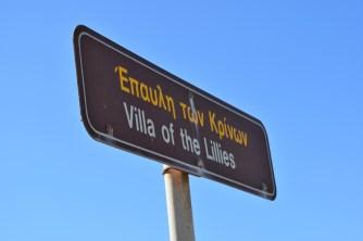 villa-sign