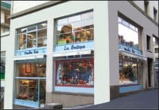 Moulin Roty boutique - shop front