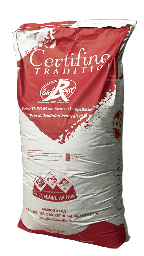 Farine Certifine Label Rouge