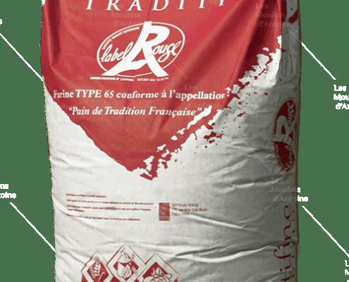 Farine Certifine Label Rouge
