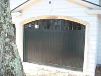 Oversized Garage Doors, Large Doors, False Center Post