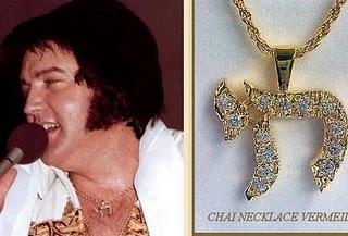 Bonne nouvelle: Johnny Hallyday n'est pas juif. Autre bonne nouvelle: Elvis Presley était juif. (1/2)