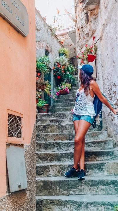 voyage Riomaggiore Cinque Terre