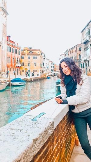 Venise 1er voyage