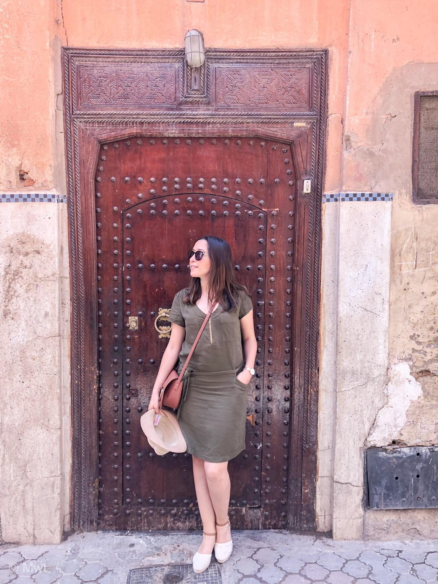 tenues de voyage à marrakech 12