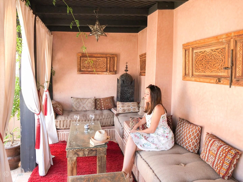 tenues de voyage à marrakech 10