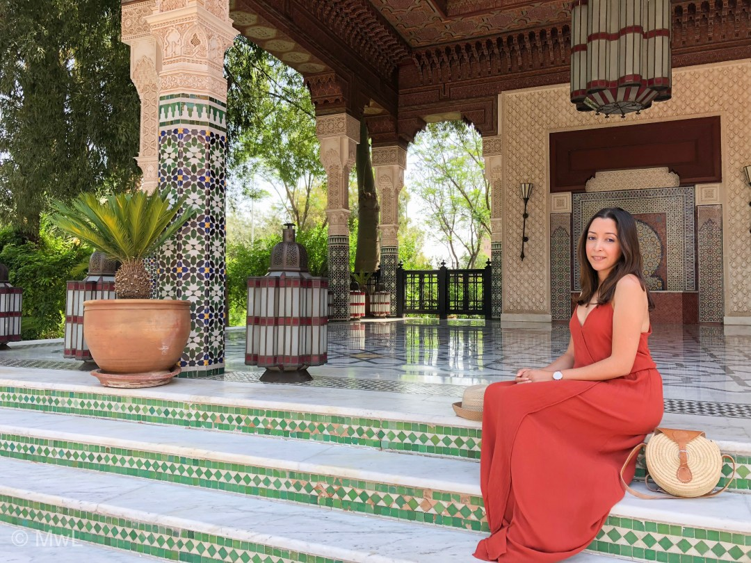 look la mamounia inspiration marrakech