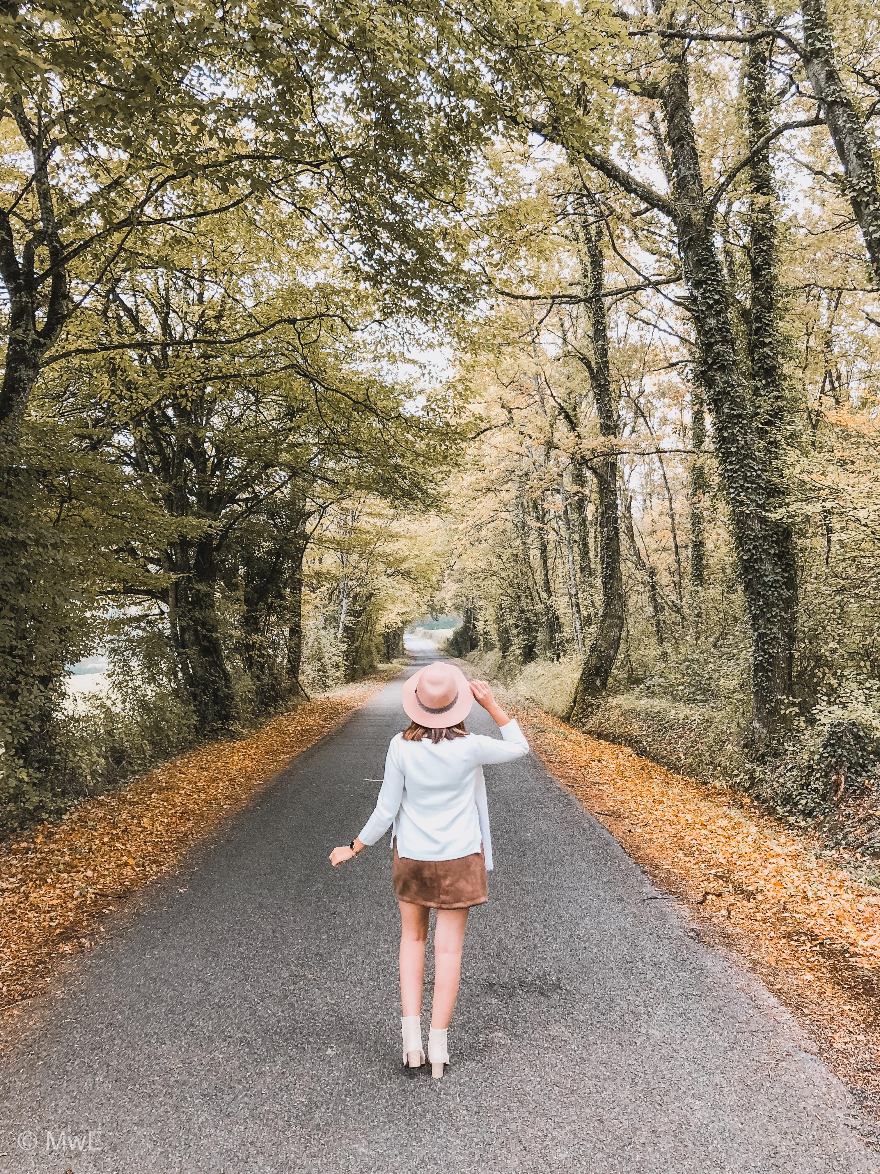 look pour l'automne