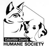 Columbia County Humane Society Logo