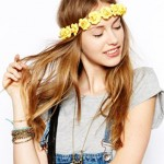 Johnny Loves Rosie Yellow Rose Garland €19,68