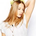 Rock 'N Rose Yellow Lydia Hair Crown €33,73