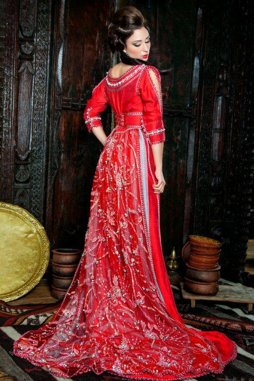 marokkaans model