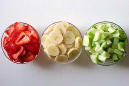 fruit en groente