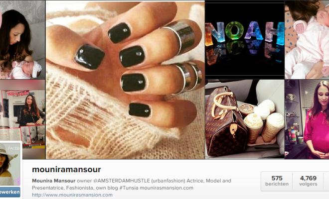 instagram mounira mansour