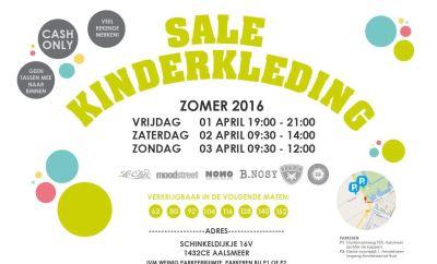 kids sample sale