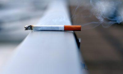 Stoppen met roken heel erg verslaafd