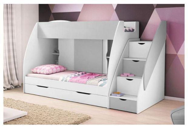 tweeling bed met lade