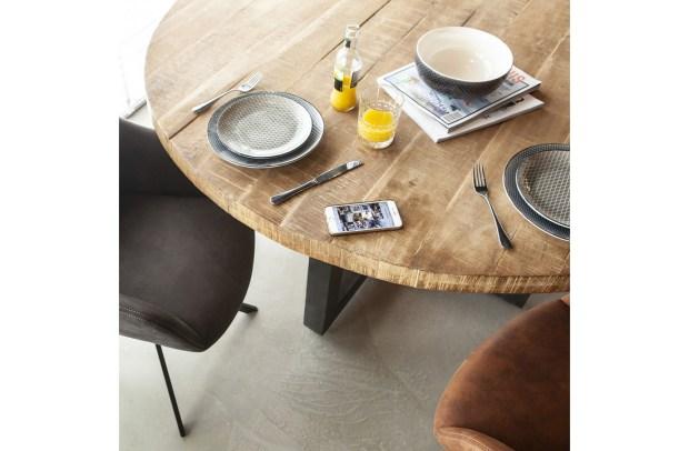 Mango houten tafel